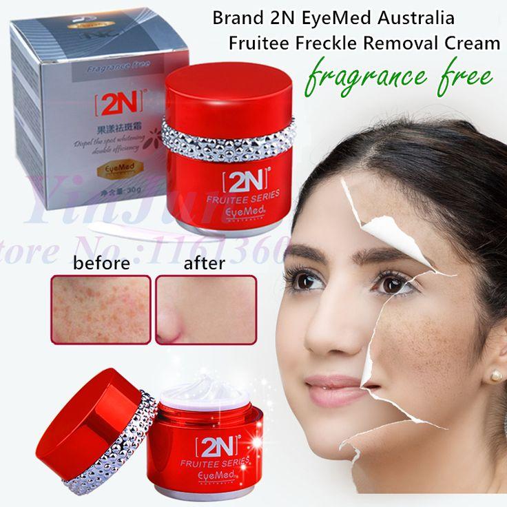 Brand Eyemed 2N Fruitee Freckle Dispel Dark Spot Whitening Day Night Cream Facial Melanin Pigment Removal Anti-age Freckle Cream