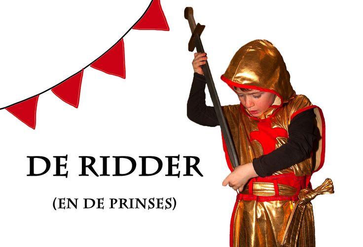 knight costume tutorial.  In Dutch, though (I think).