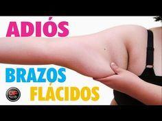 Rutina para eliminar los brazos Flácidos en 20 MINUTOS!!! - YouTube