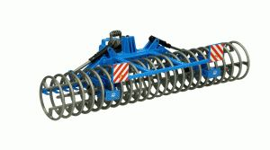 Lemken Front Furrow Press Variopack K Bruder 02222
