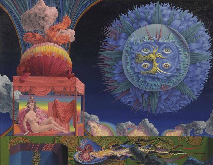Magic realism Wolfgang Hutter
