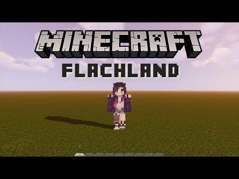 Minecraft Anleitung Flachland YouTube Gameplayerin - Minecraft spielen video