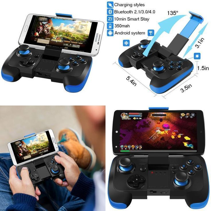 Beboncool Android Tablet Wireless Bluetooth Game Controller Joystick: $44.78 End Date: Saturday Mar-24-2018 12:47:12 PDT Buy It Now for…
