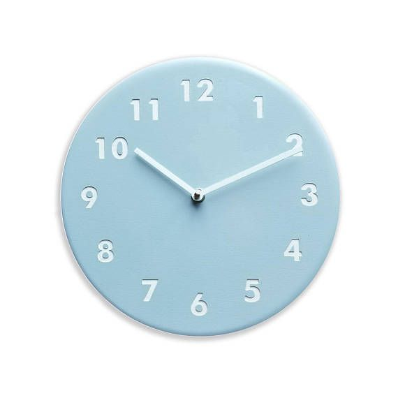 This Modern Wall Clock Is Available In