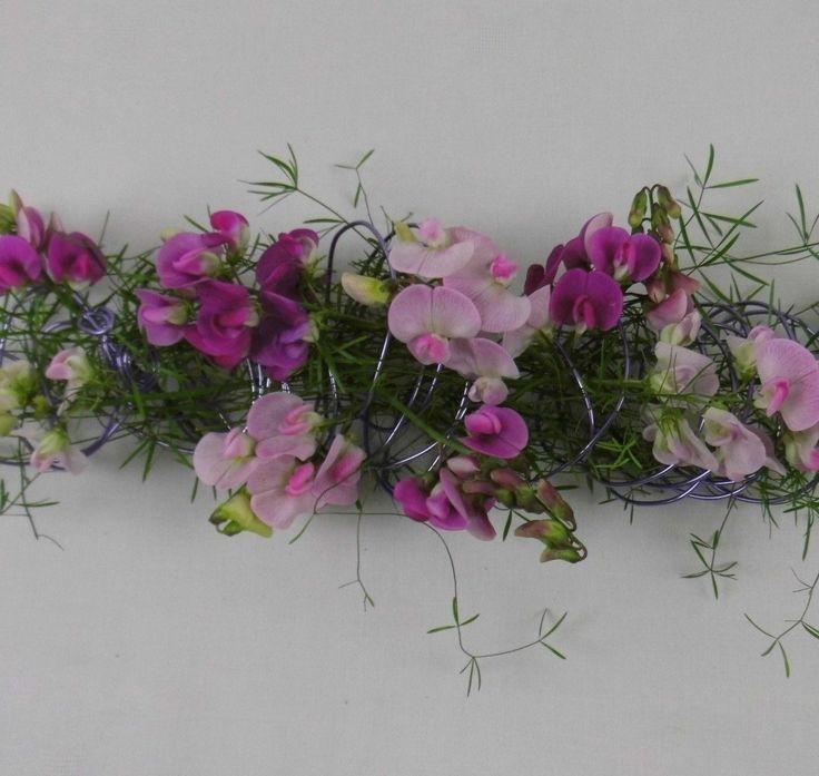 Möchtest Du Die Dekoration Mit Sommerblumen Für Einen Hochzeitstisch Oder  Eine Andere Festtafel Selber Machen?