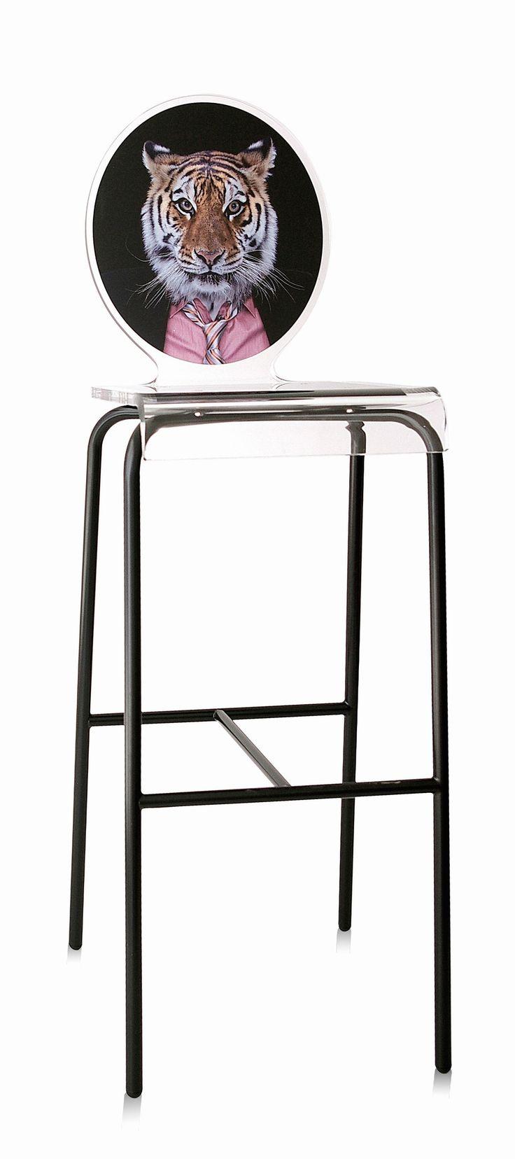 Graph Barstool Tiger £53800  Seating  Bar Stools Buy Vintage, Industrial  & Retro