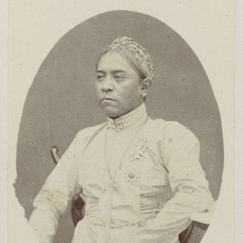 Hamengku Buwono VIII, Woodbury & Page, 1865 - 1890 - Rijksmuseum