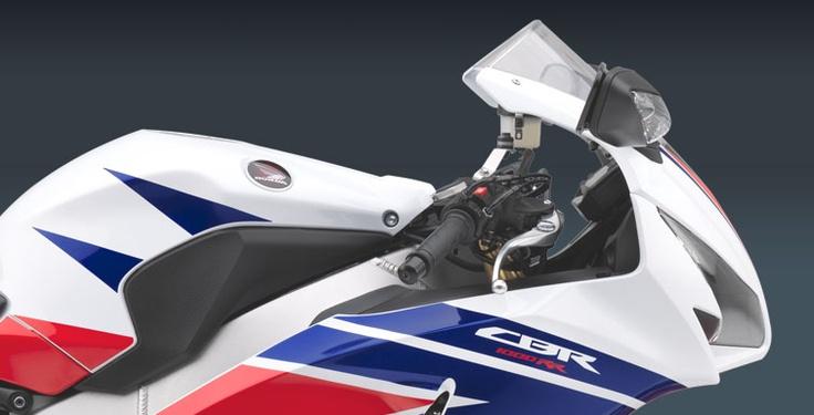 2013 CBR1000RR Overview - Honda Powersports