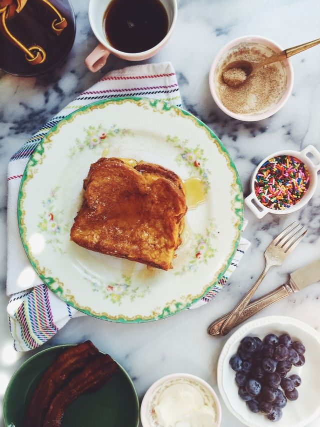 French Toast For One or Two | Joy The Baker | Bloglovin