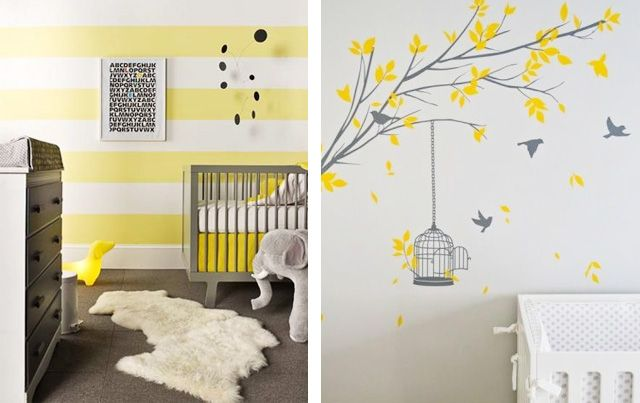 Babykamer trends - LABEL1114