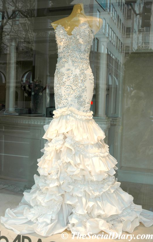 Baracci Beverly Hills La My Dream Wedding Gown Designer The Day Pinterest Dresses And Bridal