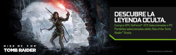 Ver Nvidia te invita a descubrir la leyenda oculta de Tom Rider