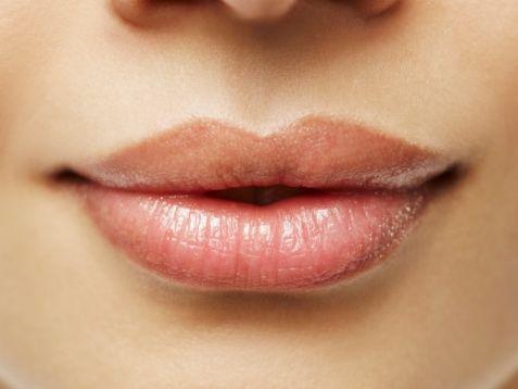 Hét geheim voor volle lippen