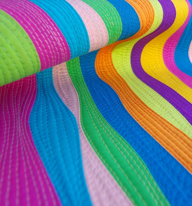 Tutorial: Cutting and Sewing Free Hand Curves by Rita at Red Pepper Quilts