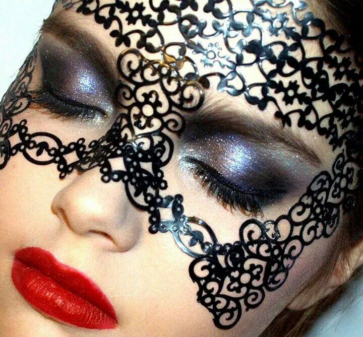 Lace makeup Makeup & photo by me