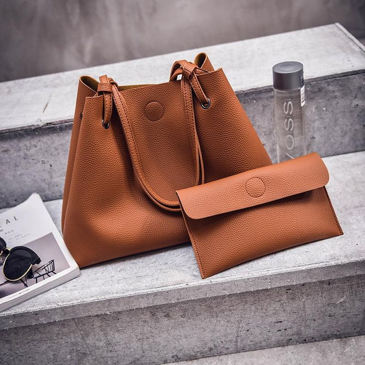 Something Special For You: DALF Luxury Desig... Get Yours Here! http://onuve.com/products/dalf-luxury-designer-leather-tote-clutch-set?utm_campaign=social_autopilot&utm_source=pin&utm_medium=pin