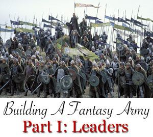 An overview of military command structures for fantasy authors, by veteran officer Michael Mammay. #FactInFantasy