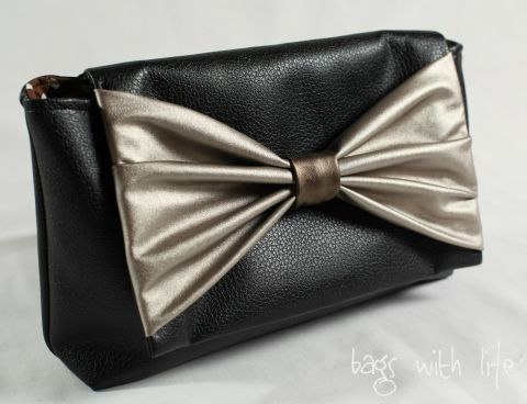 masnis alkalmi táska, nicewithbag, meska.hu #bow #casual #bag
