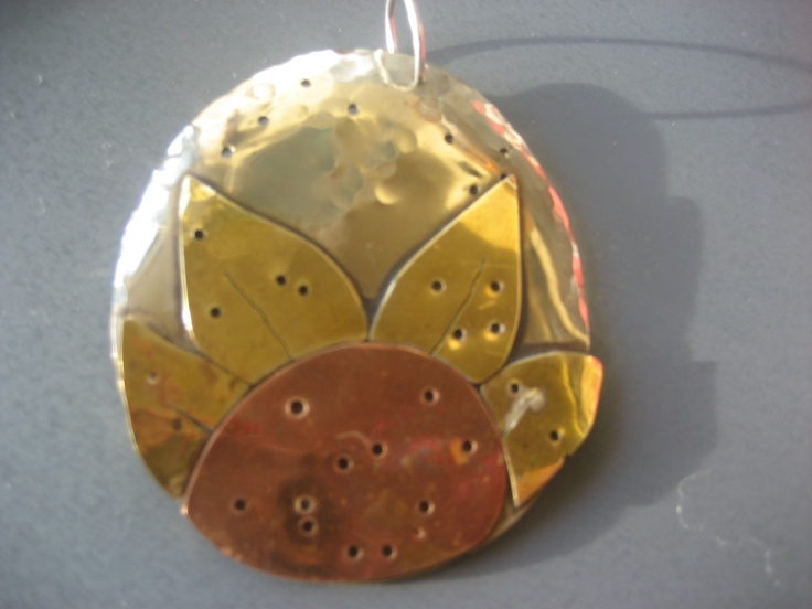 sun of copper and brass