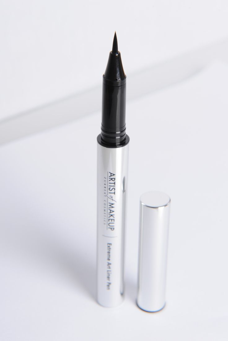 Artist of Makeup by Zukreat - EXTREME ART LINER PEN (has a cartridge inside; comes out so smooth)