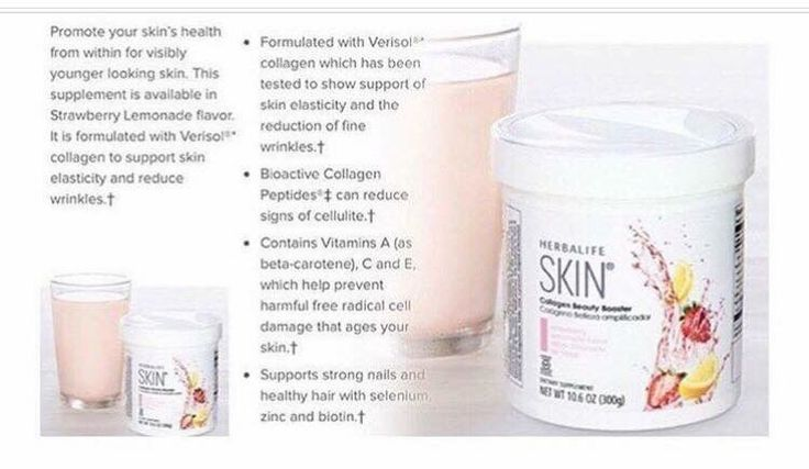 New Product Alert Collagen Beauty Booster - Vitamin A, C ...