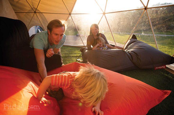 Glisten Camping at Col d'Ibardin, Urrugne, Pyrénées-Atlantiques - Pitchup.com
