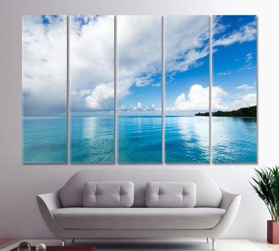 Sea Wall Art Ocean Wall Decor Ocean Home Decor Ocean Sea Wave