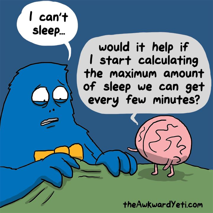 Image result for trying to get enough sleep comic