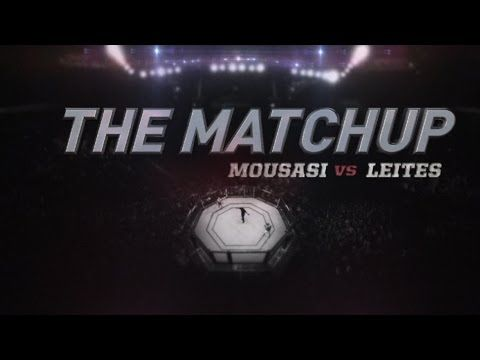 UFC (Ultimate Fighting Championship): Fight Night London: The Matchup - Mousasi vs Leites