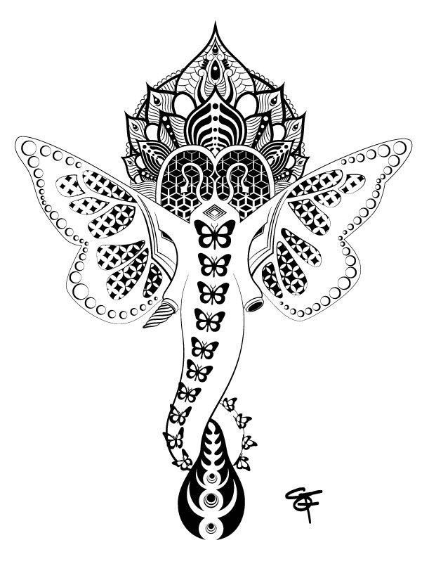 I ♥ Dank Franks: Bassnectar Ganeshe Spoon V2