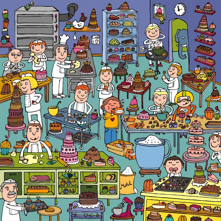 (2015-05) Hvad gør de i bageriet?
