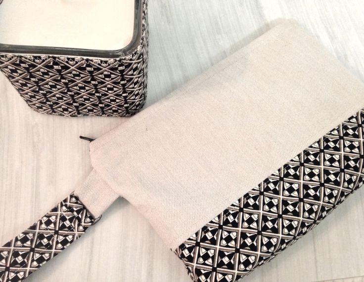 Personnalisez votre pochette et bougie aromatisé en choisissant vos tissus et arôme.