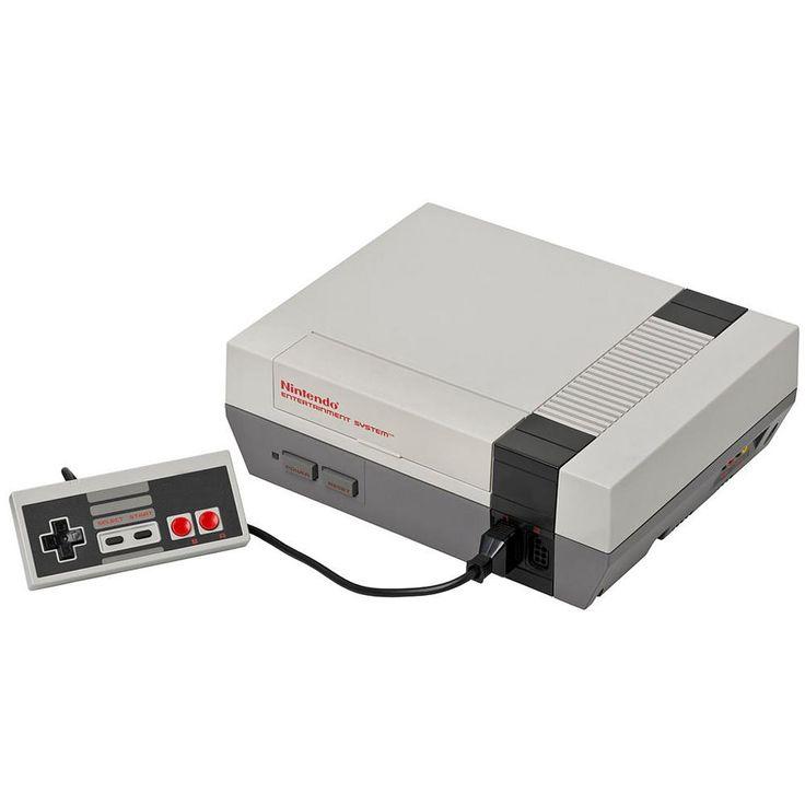 Original Nintendo NES System Bundle - NES Starter Pak - NES Starter Pak