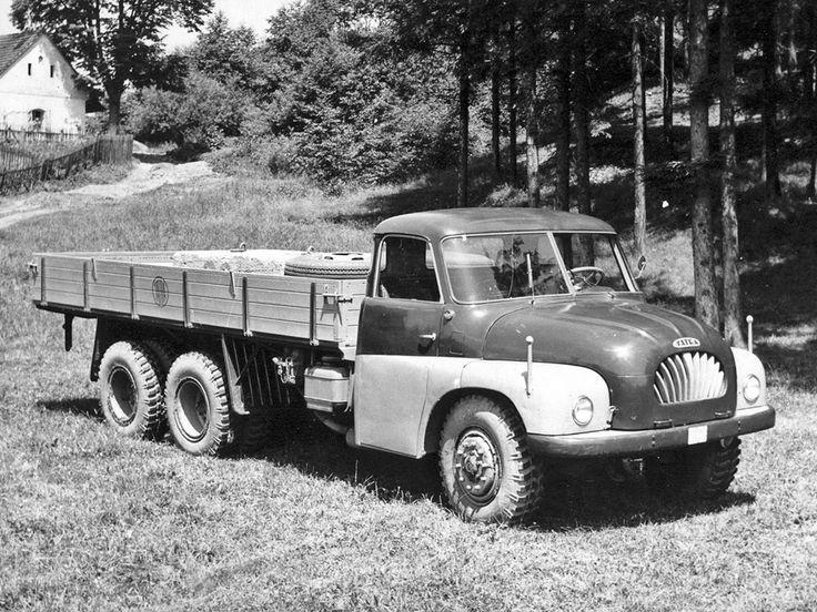 Tatra T138V '1958–62