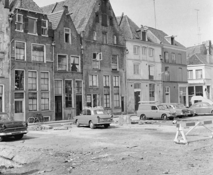 De Korte Assenstraat in 1963
