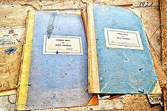 Old school roll books
