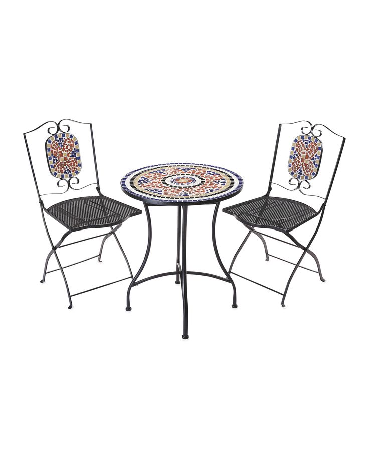 Image result for mosaic table set  sc 1 st  Pinterest & The 33 best Home - Balcony images on Pinterest | Balcony ideas ...