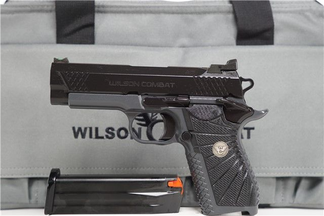Wilson Combat EDC x9 9mm NON Rail BLK/GRY 9mm - Semi Auto