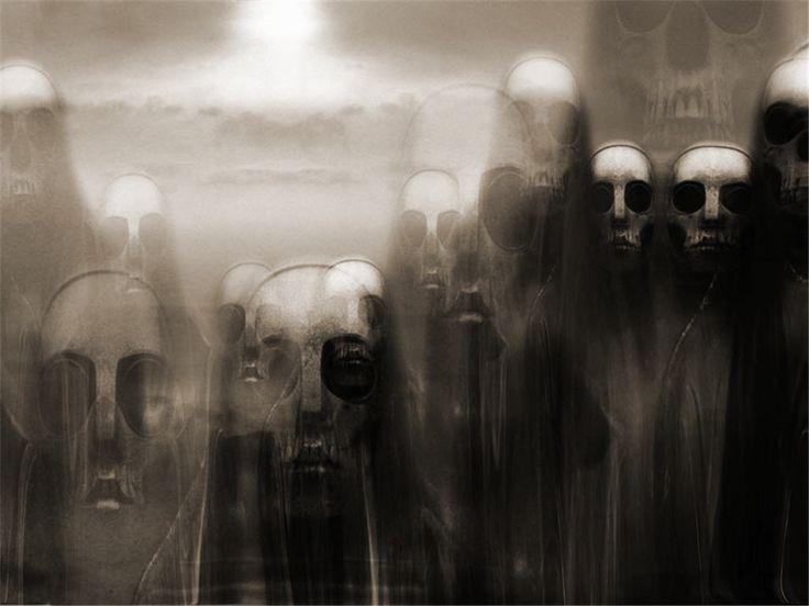 ..: Demons, Afraid, Creepy Things, Ghosts, Dark Things, Heart Halloween, Haunted, Desktop Wallpapers, Horror