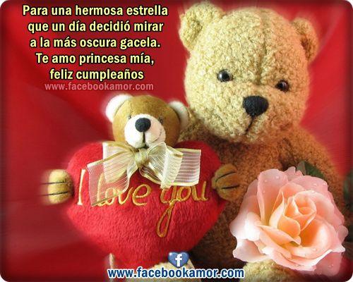 postales de cumpleanos para facebook postales para cumpleaños de amor Imagenes Bonitas para