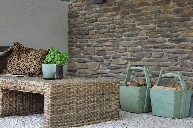 13 beste afbeeldingen van wand meubel ideeen - Wandbekleding keuken roestvrij staal ...
