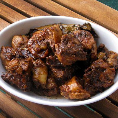 Suricepten.nl - Javaanse kip