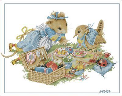 Lanarte_33843(Maria_Van_Scharrenburg)-Vera_Mouse_Picnic (400x315, 27Kb)