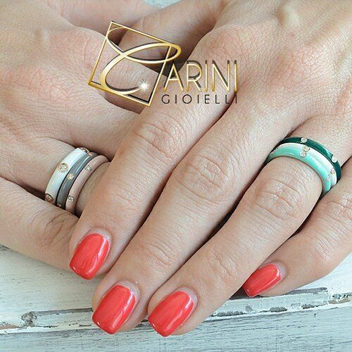 Wear the colors of summer! Swipe to the right and choose your style   #carinigioielli #designer #summer17 #newcollection #italianjewelry #etsyseller #handmade #rings #gemstones #sparkle #jewelrygram #jewelrydesign #inlove #fashion #style #cute #instagood #accessories #jewellery #jewelry #trendy #musthave #diamonds #birthday #birthstone #june #gifts #colors #gioielleria #anelli