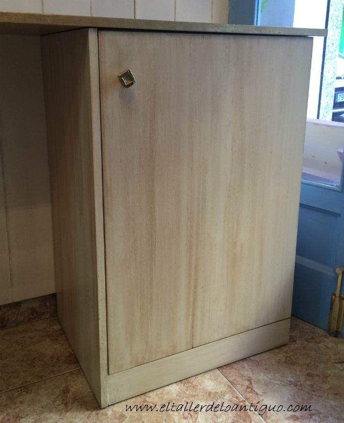 Como pintar muebles de melamina sin lijar ni imprimar for Pintar muebles laminados