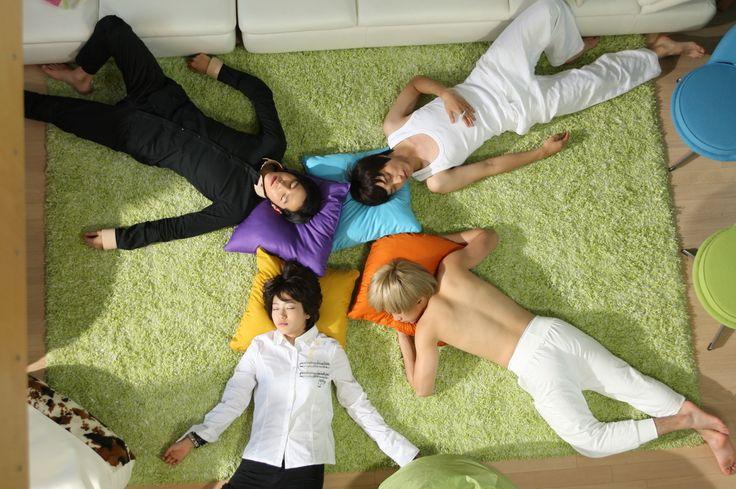 You're Beautiful * Go Mi Nam (Male) / Go Mi Nyu (Female), Hwang Tae Kyung, Kang Shin Woo, & Jeremy