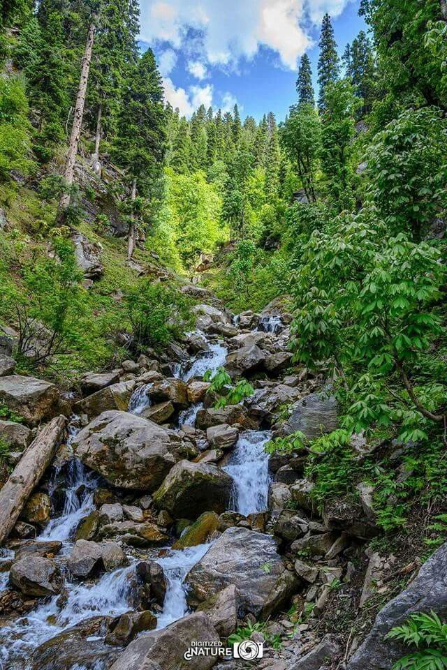 Beauty of great Neelum valley Azad Kashmir Pakistan