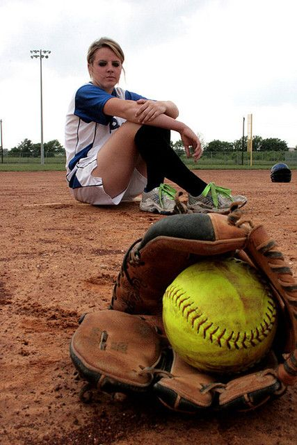 Environmental - Softball by allison harp, via Flickr