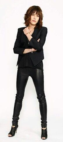 Katherine Moennig as Lena..Ray Donovan