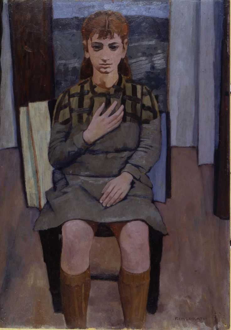 Casorati Felice (1883 - 1963)
